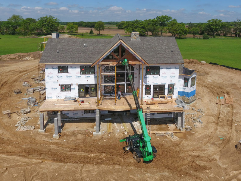 New Home Construction Contractors Franklin, WI