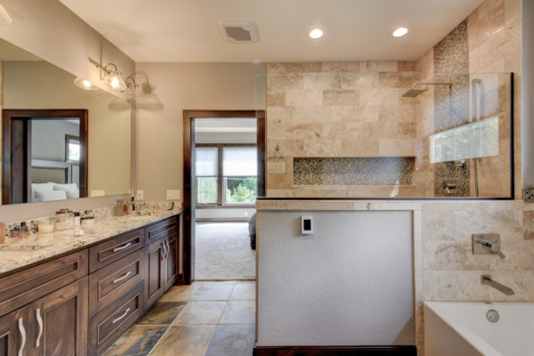 Dog Wash Station Laundry RoomModern Home Builder Near Brookfield