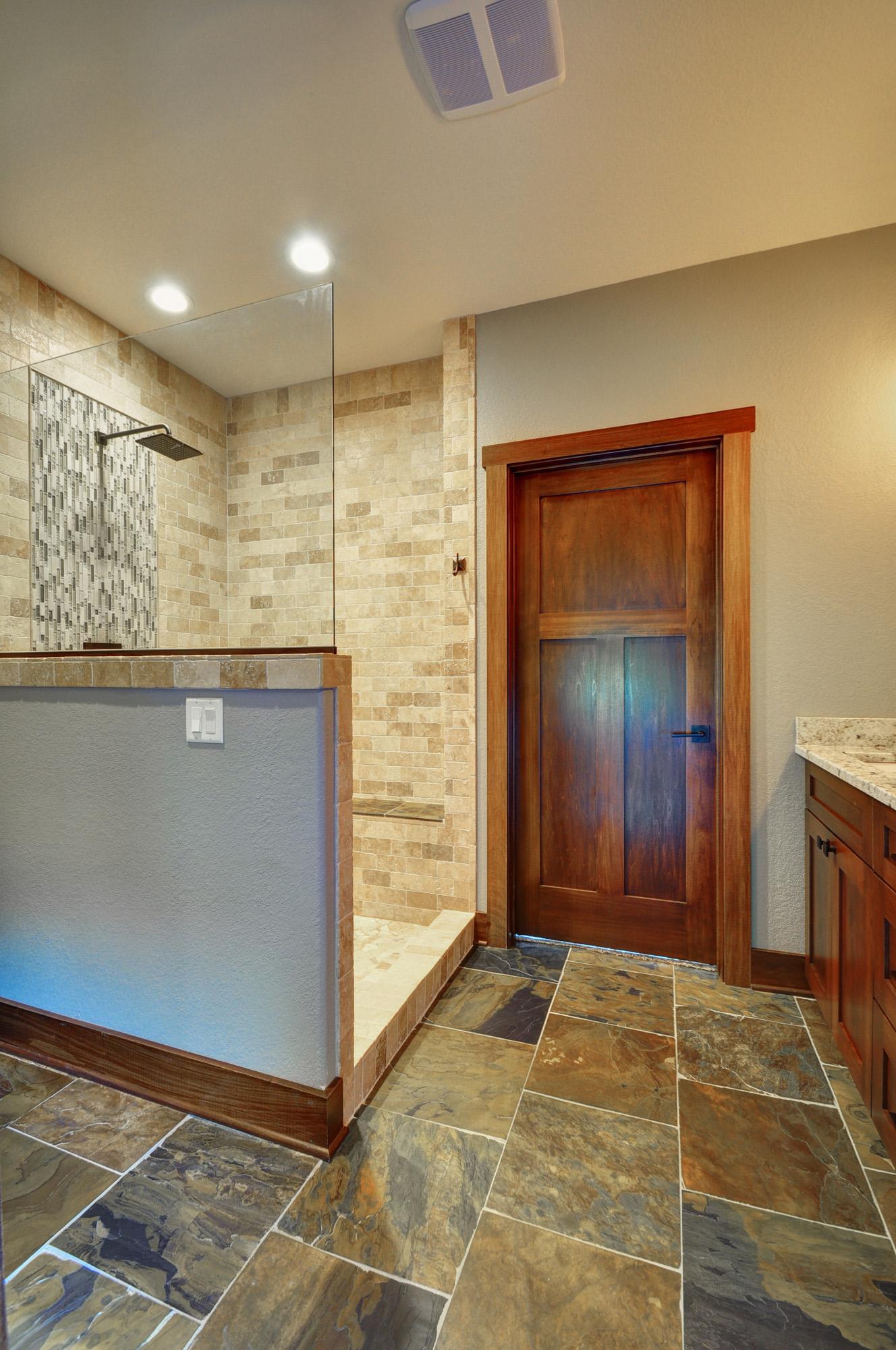 Luxury Bathroom Design North Prairie, Wisconsin