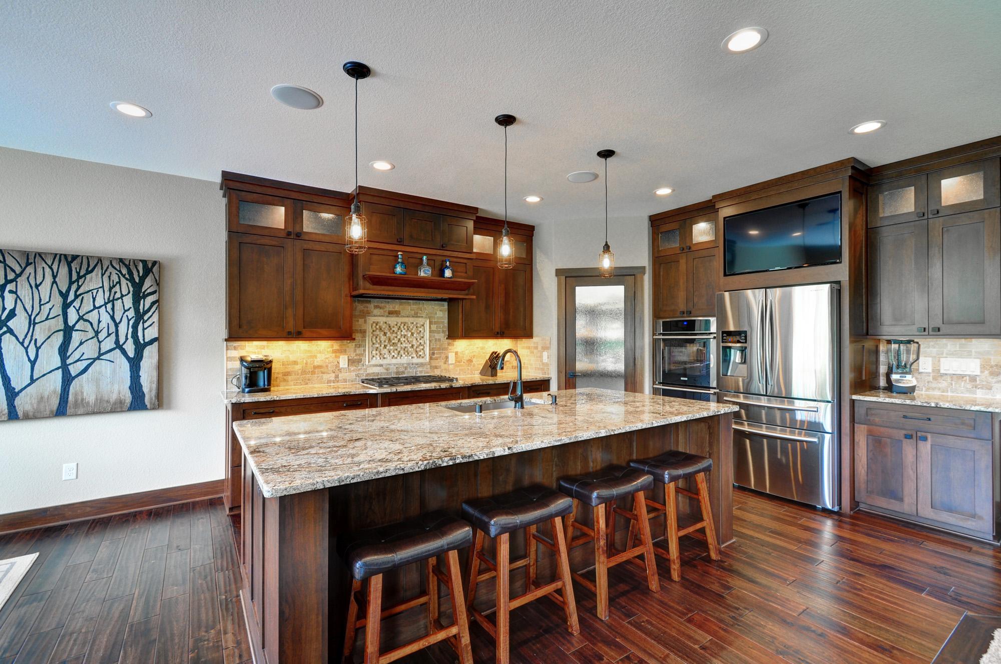 Custom Kitchen Design North Prairie, WI