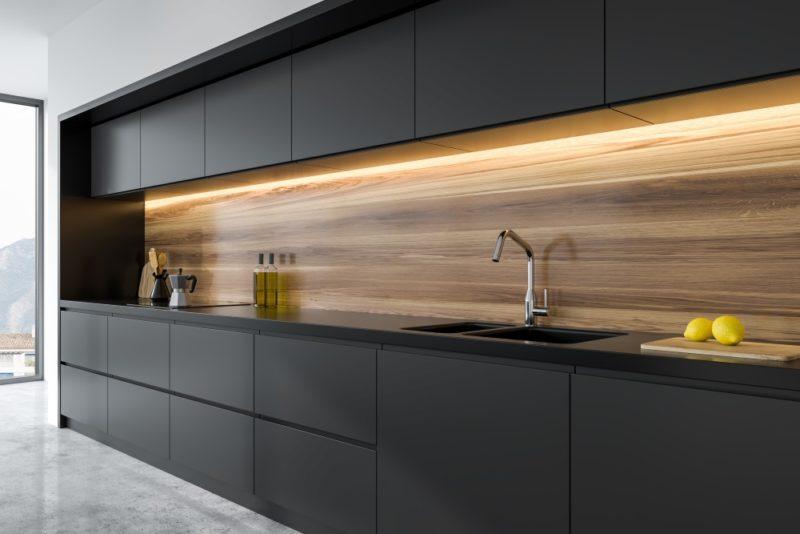 Concealed Kitchen Storage